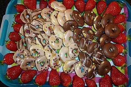 Mini - Donuts für den Donut - Maker 22