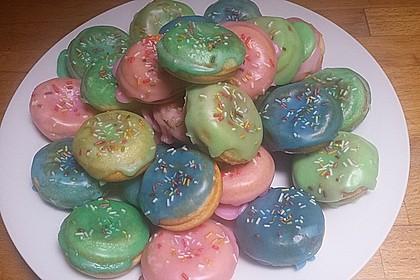 Mini - Donuts für den Donut - Maker 37