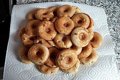 Mini - Donuts für den Donut - Maker 48