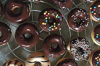 Mini - Donuts für den Donut - Maker 12