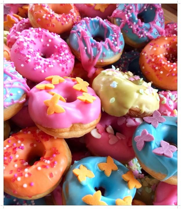 mini donuts f r den donut maker von daniela280378. Black Bedroom Furniture Sets. Home Design Ideas