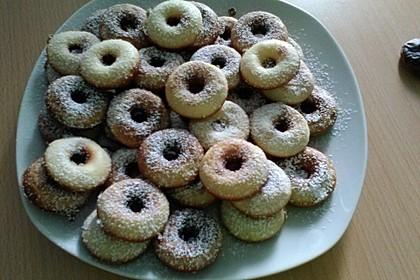 Mini - Donuts für den Donut - Maker 35