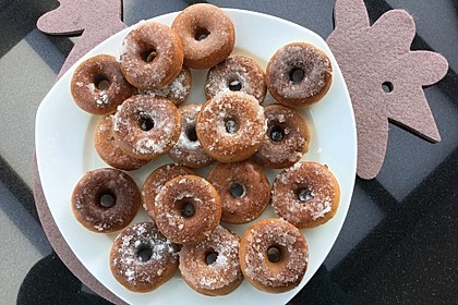 Mini - Donuts für den Donut - Maker 38