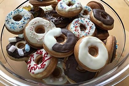 Mini - Donuts für den Donut - Maker 6