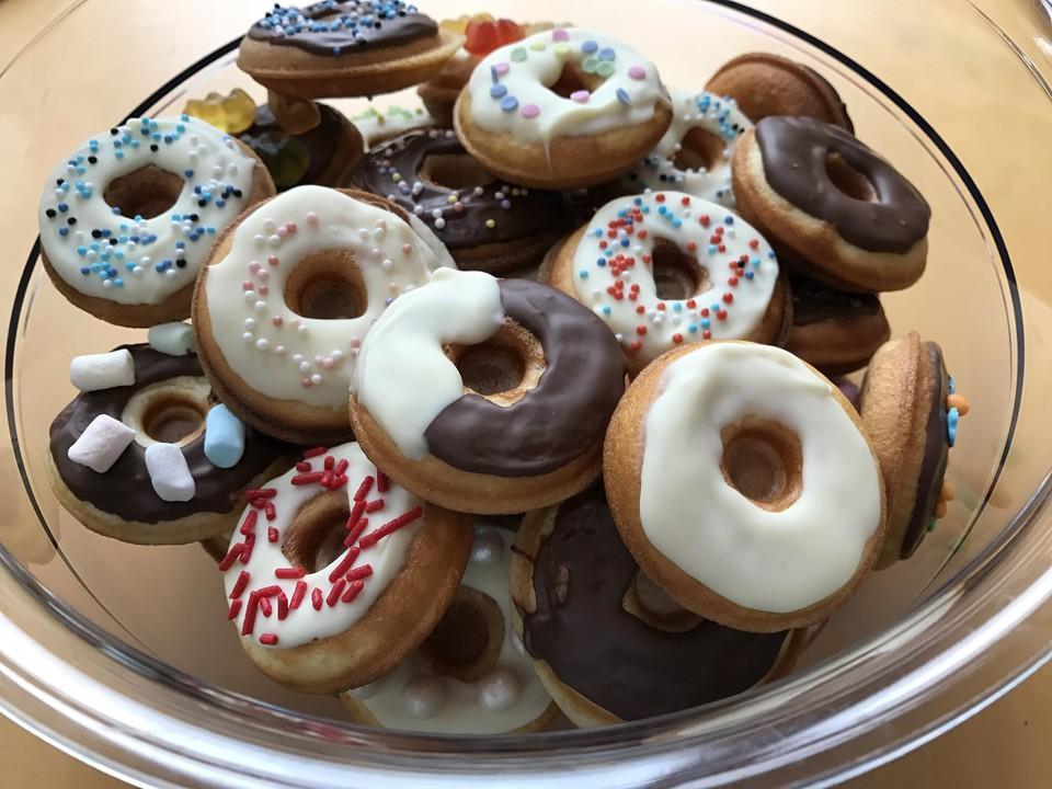 donuts donut maker rezepte. Black Bedroom Furniture Sets. Home Design Ideas