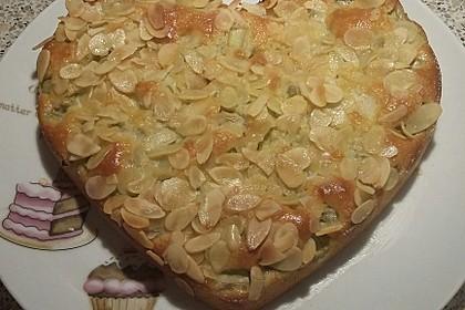 Rhabarber - Buttermilchkuchen 22