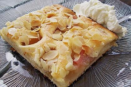 Rhabarber - Buttermilchkuchen 1