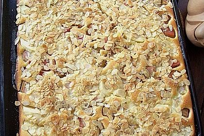 Rhabarber - Buttermilchkuchen 52