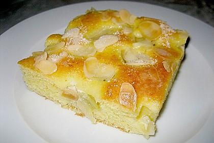 Rhabarber - Buttermilchkuchen 39