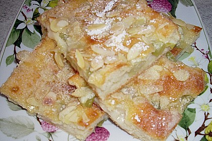 Rhabarber - Buttermilchkuchen 105