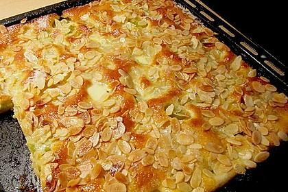 Rhabarber - Buttermilchkuchen 24