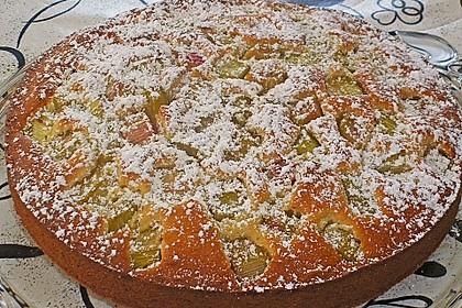 Rhabarber - Buttermilchkuchen 18
