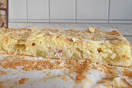 Rhabarber - Buttermilchkuchen 97