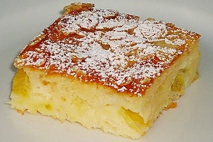 Rhabarber - Buttermilchkuchen 11