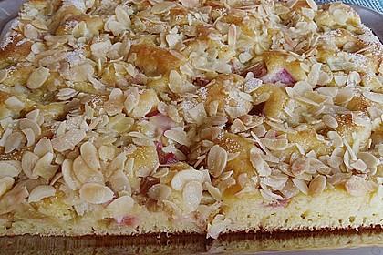 Rhabarber - Buttermilchkuchen 28