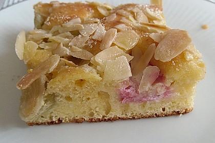 Rhabarber - Buttermilchkuchen 14