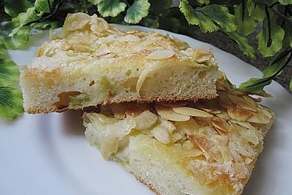Rhabarber - Buttermilchkuchen 8