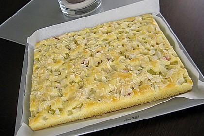 Rhabarber - Buttermilchkuchen 19