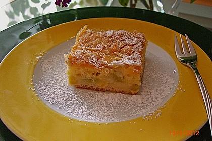 Rhabarber - Buttermilchkuchen 21