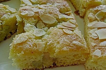 Rhabarber - Buttermilchkuchen 43