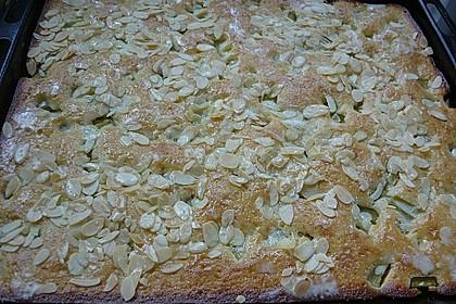 Rhabarber - Buttermilchkuchen 88