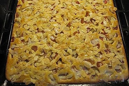 Rhabarber - Buttermilchkuchen 90