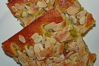 Rhabarber - Buttermilchkuchen 44