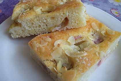 Rhabarber - Buttermilchkuchen 0