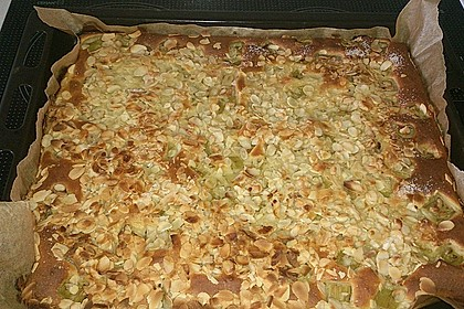 Rhabarber - Buttermilchkuchen 96