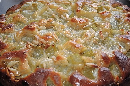 Rhabarber - Buttermilchkuchen 41