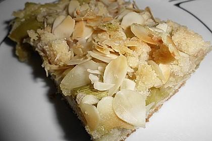 Rhabarber - Buttermilchkuchen 107