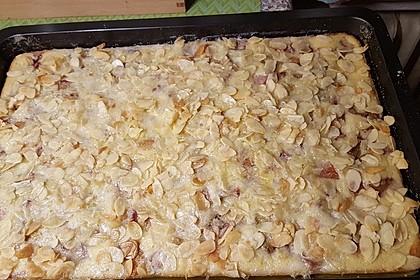 Rhabarber - Buttermilchkuchen 81