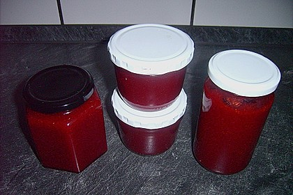 Erdbeer - Spekulatius Marmelade 1