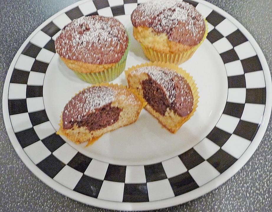 marmor muffins rezept mit bild von fanca. Black Bedroom Furniture Sets. Home Design Ideas