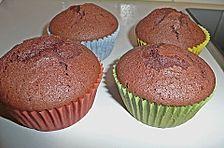 Sacher Muffins