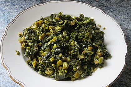Grünkohl crunchy 2