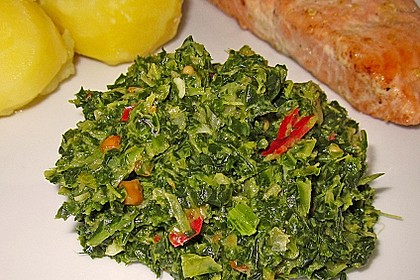 Grünkohl crunchy 1