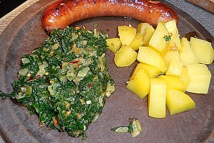 Grünkohl crunchy 7