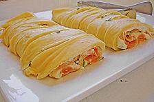 Pfannkuchen aus dem Ofen