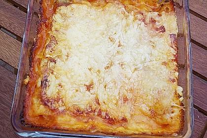 Ischileins Cannelloni mit Spinat und Frischkäse 51