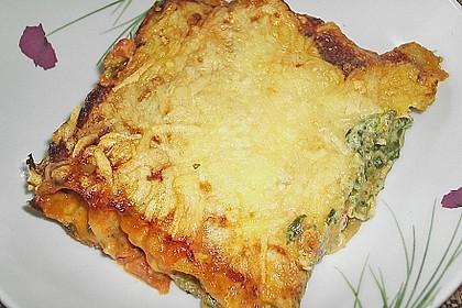Ischileins Cannelloni mit Spinat und Frischkäse 25
