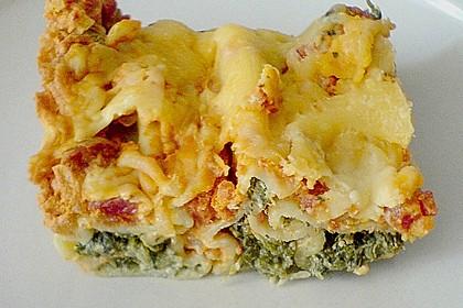 Ischileins Cannelloni mit Spinat und Frischkäse 31