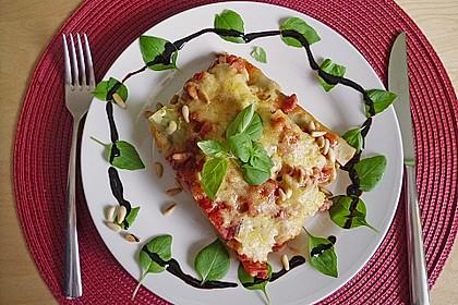 Ischileins Cannelloni mit Spinat und Frischkäse 6