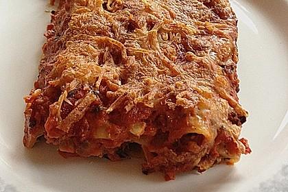 Ischileins Cannelloni mit Spinat und Frischkäse 70