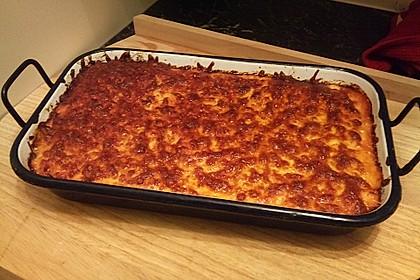 Ischileins Cannelloni mit Spinat und Frischkäse 36