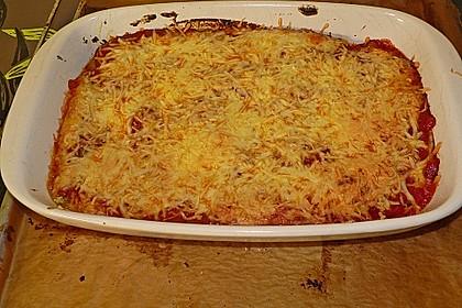 Ischileins Cannelloni mit Spinat und Frischkäse 71