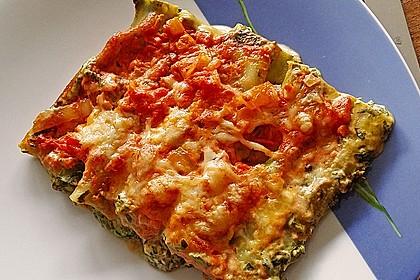 Ischileins Cannelloni mit Spinat und Frischkäse 40