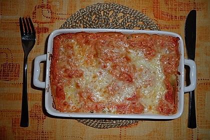 Ischileins Cannelloni mit Spinat und Frischkäse 42