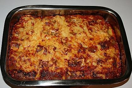 Ischileins Cannelloni mit Spinat und Frischkäse 44