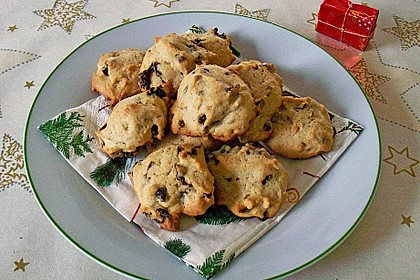 Orange - Cranberry - Cookies